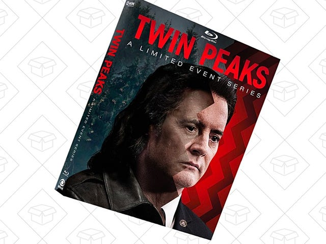 This Twin Peaks Blu-ray Set is Like A Damn Fine Cup of Coffee