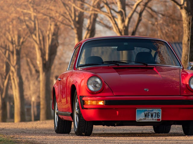 Your Ridiculously Awesome Porsche 912E Wallpapers Are Here