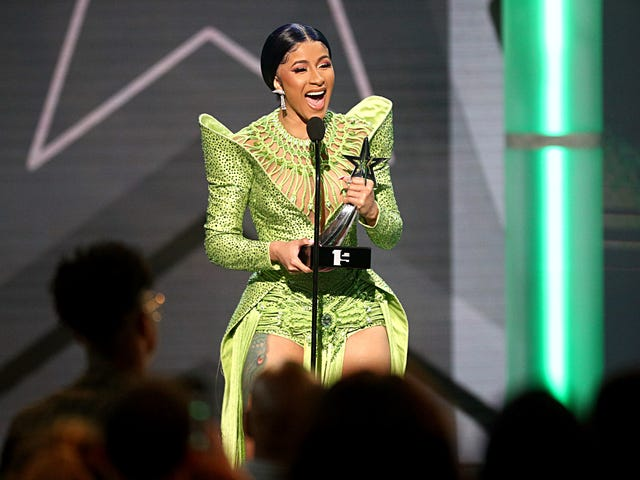 We Are All Witnesses: Cardi B Surpasses Lauryn Hill for Longest Charting Debut Album by a Female Rapper