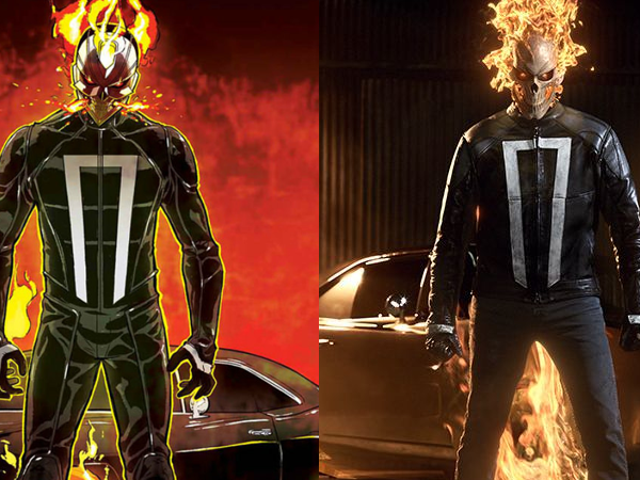 Everything You Need to Know About Agents of SHIELD's New Ghost Rider