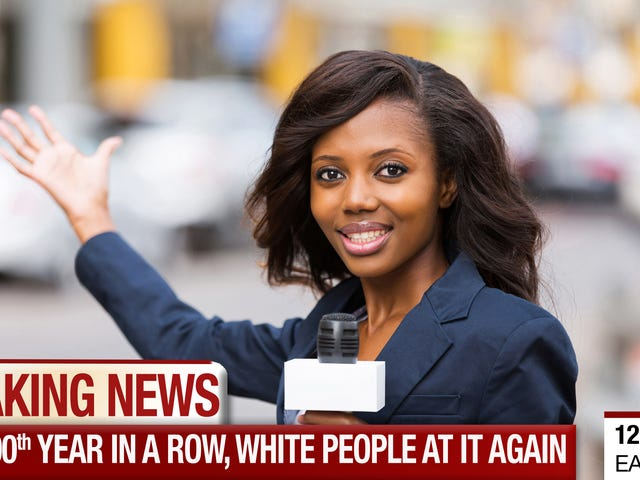 Crazy White People News Roundup: Swords, Shafts and Becky With the Bad Attitude