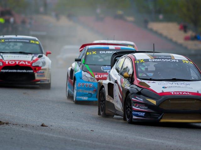 World Rallycross ya ha retrasado su cambio a los coches eléctricos