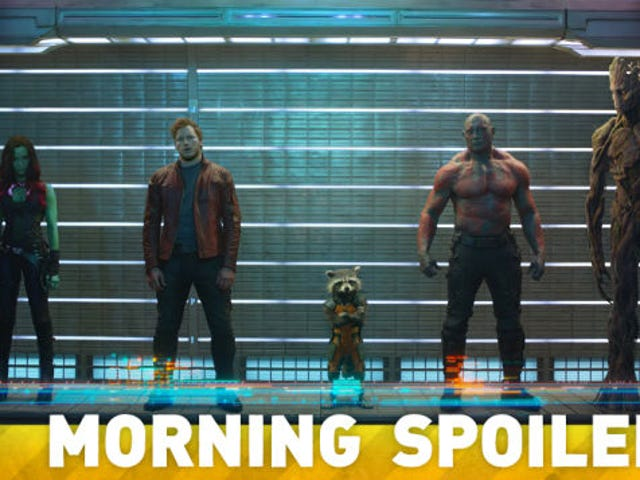 Rumor: Avengers 3 Features At Least One Of The Guardians Of The Galaxy!