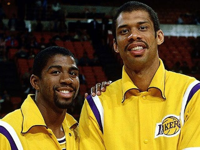 Best Lakers of All Time