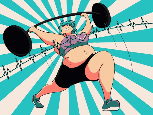 How To Enjoy Exercising Even If You're A Fat, Sensitive Nerd