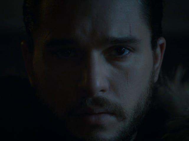 Los tres personajes de Juego de Tronos que podrían revelar a Jon su verdadera identidad
