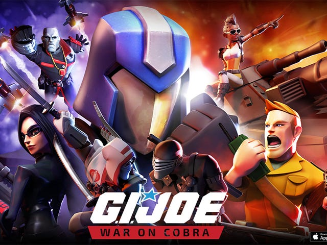 G.I. Joe: War On Cobra Is Another Cookie-Cutter Mobile Strategy Game