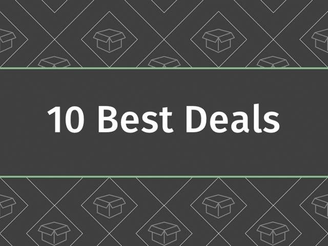 De 10 beste tilbudene av 5. mars 2018