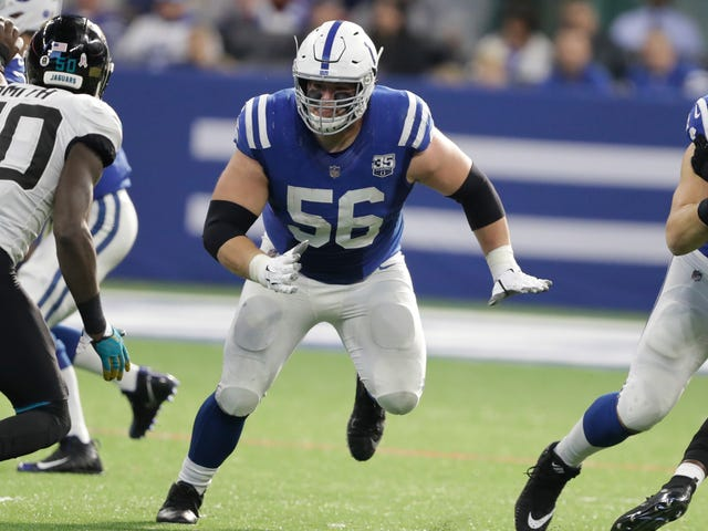 Quenton Nelson Fined For Leading With His Helmet On Play Made In Edited Viral Video