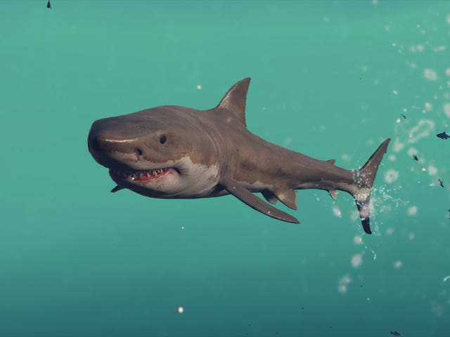 Assassin's Creed Odyssey's Sharks Are Killing Me