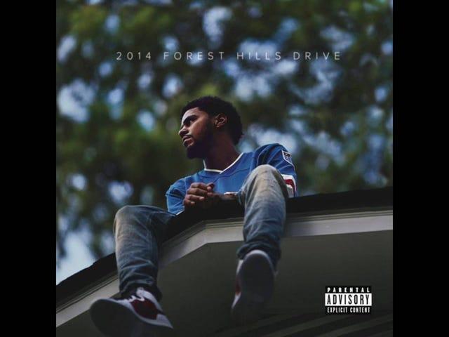 Rapper J. Cole's Childhood Home Vandalized