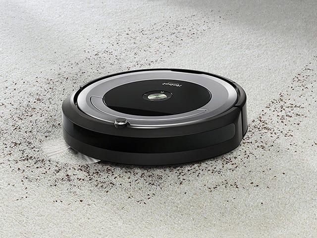 ¿Quieres una Roomba con Wi-Fi a un buen precio? Aquí la tienes