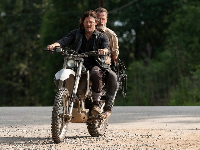 Attention: The Walking Dead Has Been Genuinely Good for Four Episodes in a Row