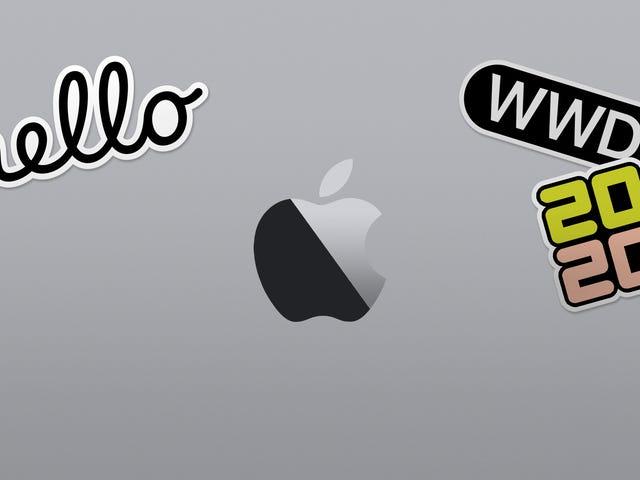Apple Memindahkan WWDC Online untuk 2020