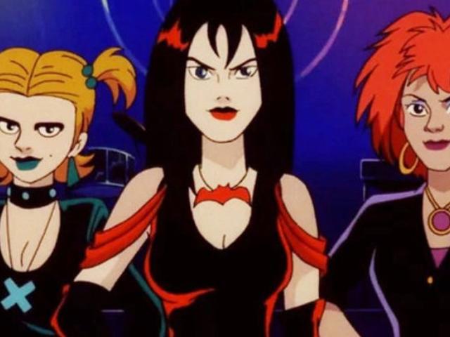 Her er et Ska Cover av Scooby-Doos Hex Girls, og jeg er ikke lei meg