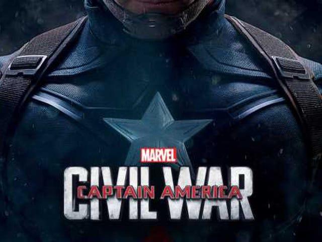 <i>Captain America: Civil War</i> रिव्यू