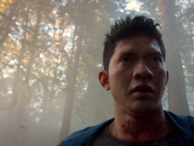 Iko Uwais beats up boulders in this trailer for Netflix's Wu Assassins