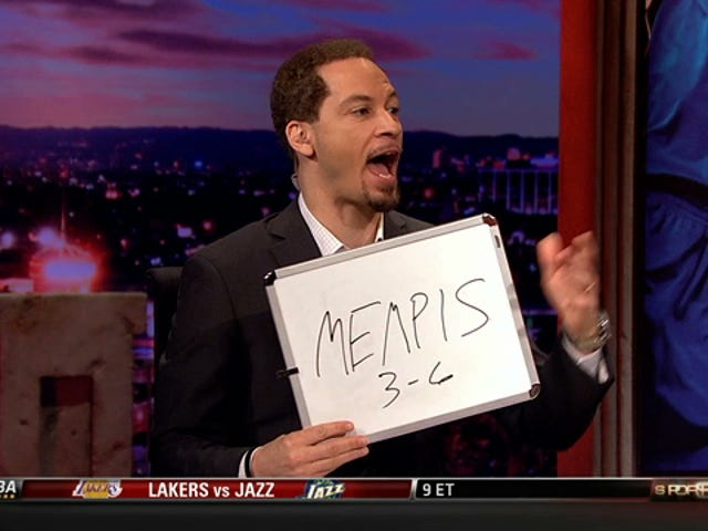 Always-Wrong ESPN Fuck-Up Chris Broussard Wrong Yet Again