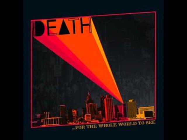 Death--'Rock n' Roll Victim'
