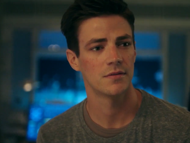 In the New Flash Trailer, Love Is the Answer to a Crisis