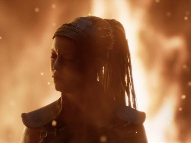 Senua's Saga: Hellblade II Announced For Xbox Series X