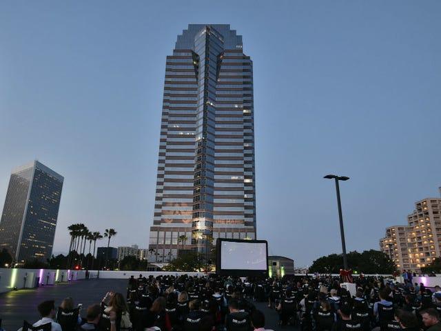 Menin <i>Die Hard's</i> Nakatomi Plazaan ja ei yksi panttivanki otettu