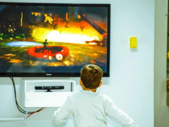 Eltern, Sie müssen immer noch Ihre Flachbildfernseher sichern