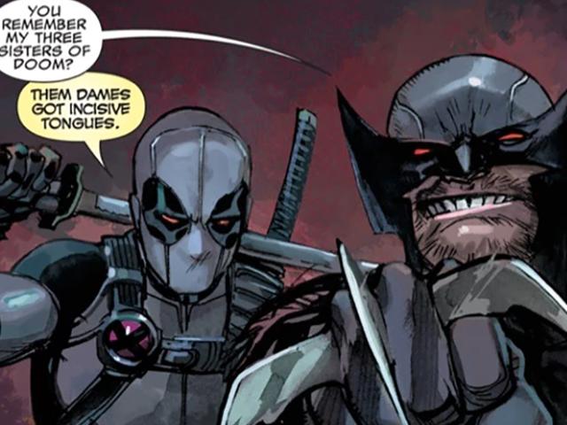 Ryan Reynolds försöker fortfarande övertyga Hugh Jackman om att göra en Deadpool / Wolverine Movie