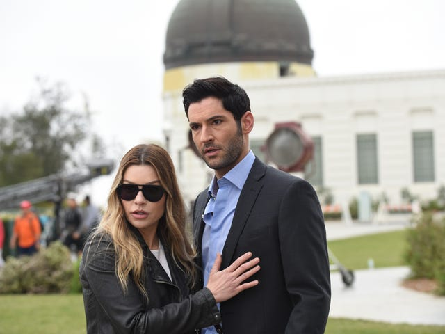 A temporary resurrection for Lucifer makes another strong case for more stories