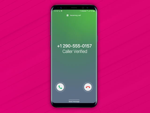 AT&T and T-Mobile Fight Robocall Menace With New Call-Verification Partnership