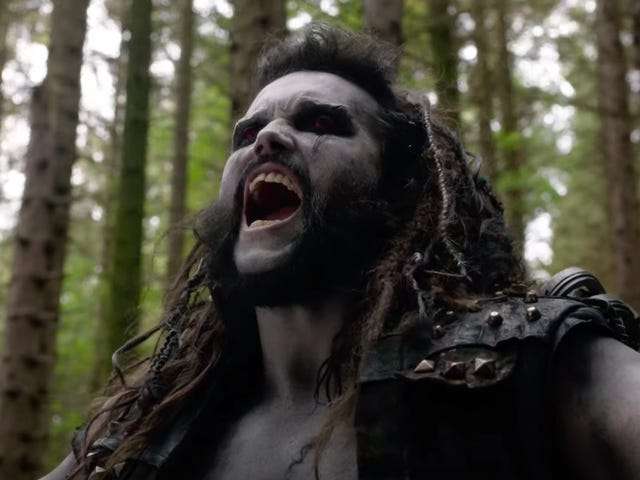 Lobo, the Baddest Bastich, Has Arrived in a New Trailer for Krypton Season 2