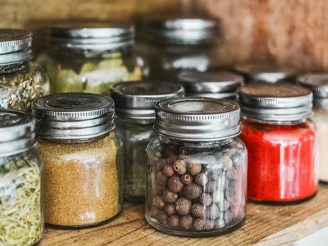How to KonMari Your Spice Rack (and Actually Use the Spices)