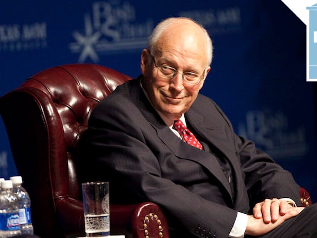 Dick Cheney, Unsurprisingly, Still Really Into Torture