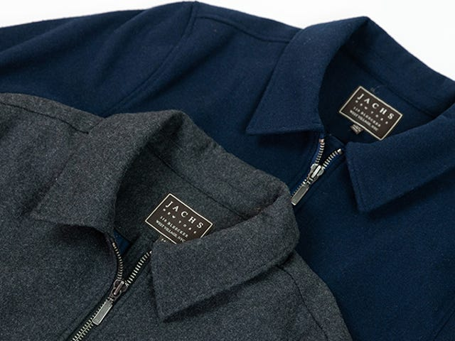 Take 50% Off Any Jacket From Jachs' Fall Outerwear Collection (From $59)