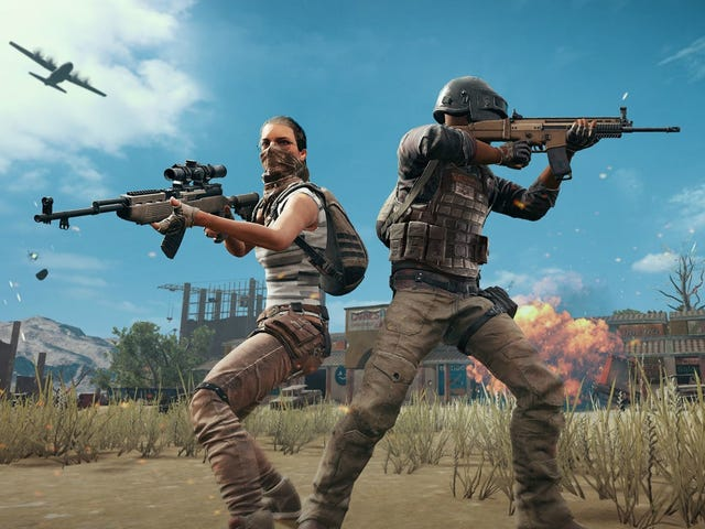 PlayerUnknown's Battlegrounds Banned In Nepal Because Of Addiction Concerns