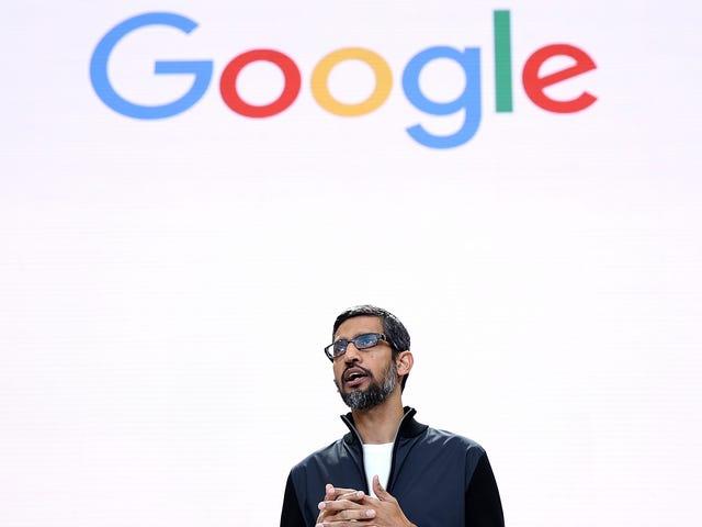 Google Dilaporkan Membakar Pengarang Anti-Diversity Screed