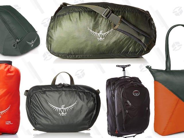 Schlep All Your Stuff con la vendita di Osprey per un giorno di Amazon