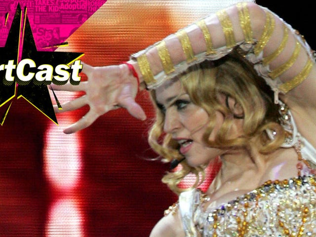 Madonna Had Guy Ritchie Circumcised, and Other Rumors and Relics of the 2000s Celebrity Kabbalah Boom