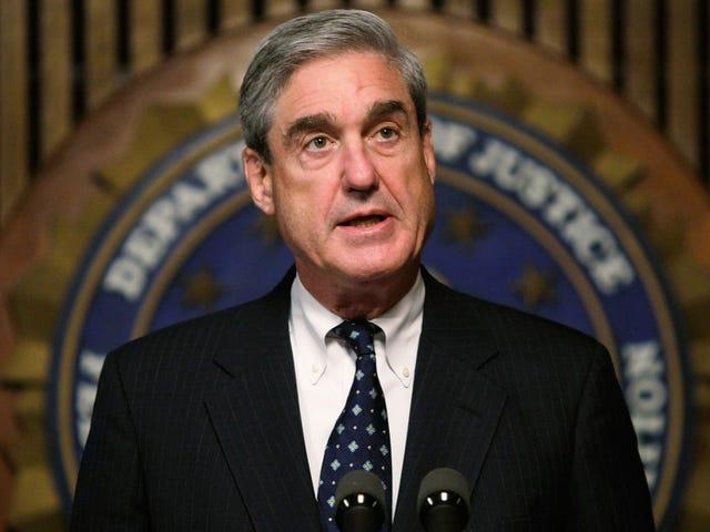 Mueller, tradotto: It's Crime Time