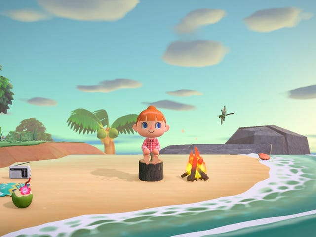Animal Crossing: New Horizons Will Let You Decorate The Whole World