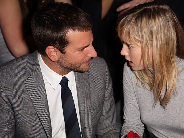 Bradley Cooper和Suki Waterhouse已经完成,显然是在约会