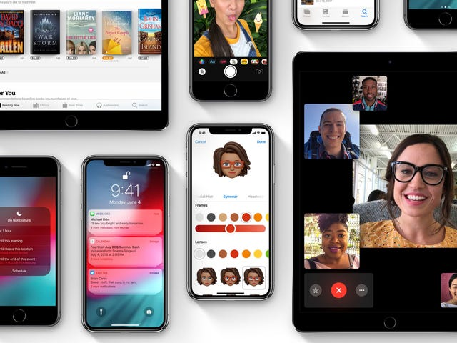 Download the iOS 12 Beta, If You Dare