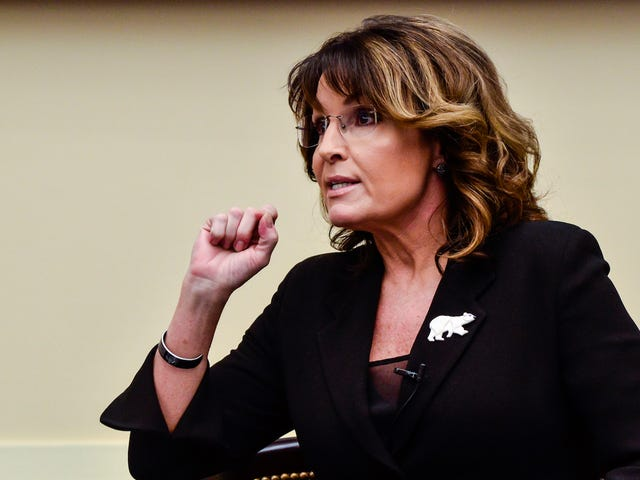 Judge Defends Freedom of the Press, Tosses Sarah Palin's Lawsuit Against the New York Times