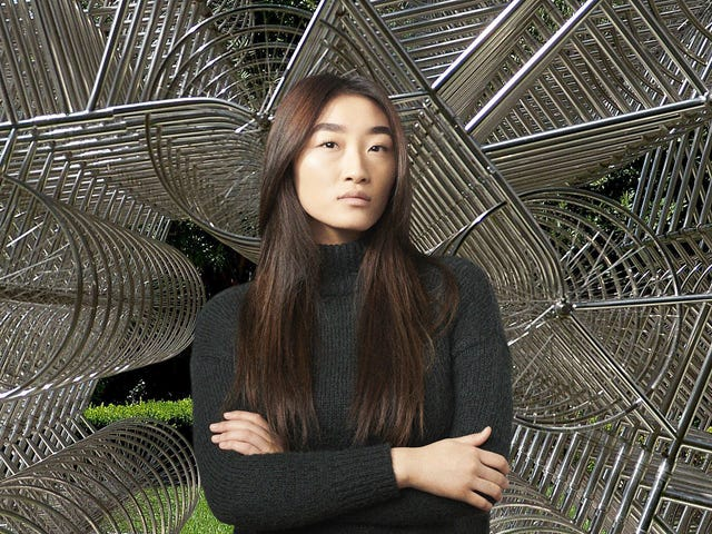 Ai Weiwei's Niece Annoyed He Tried To Pass Off Another Used Bicycle Sculpture As Birthday Present