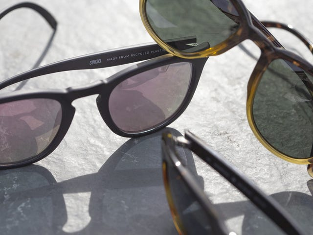Sunski Takes On Plastic Waste With 100% Recycled Sunglass Frames