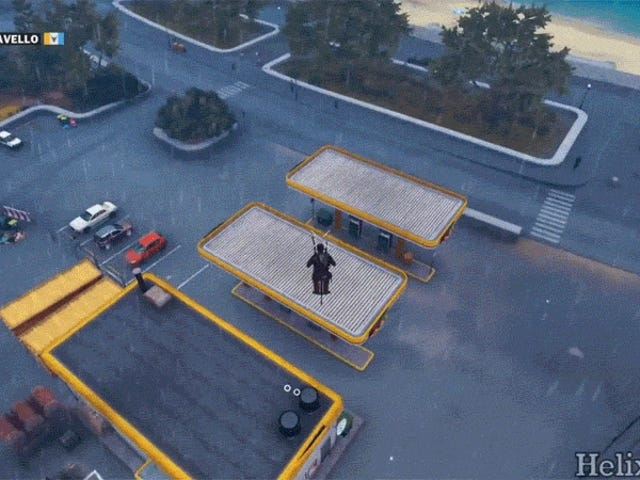 Dan Yang Paling Gila <i>Just Cause 3</i> Anugerah Item Goes To ... The Pogo Stick