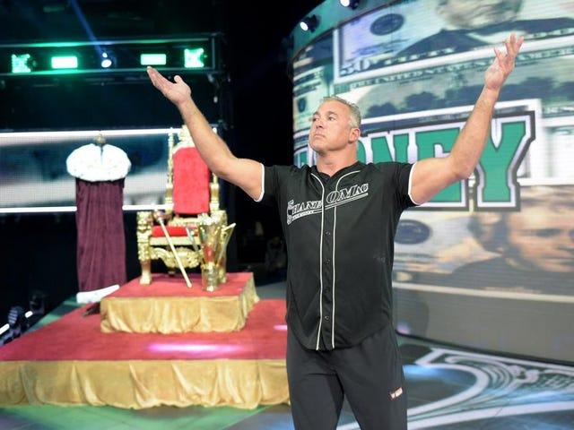 Tidak Ada Alasan Bagus Untuk Shane McMahon Masih Bergulat