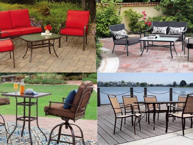 Make the Most of Your Outdoor Space With This Massive Patio Furniture Sale