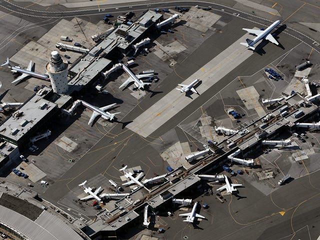 Flights to LaGuardia Halted Due to Air Traffic Control Staffing Shortages, Government Shutdown [Update: FAA Says Airport Back Open]