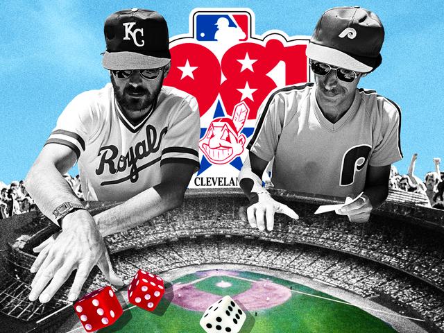 Ni siquiera una huelga de béisbol podría detener a Cleveland de albergar el Juego de las Estrellas.  Tipo de.